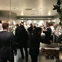 Photo taken at Alinea by Adam B. on 1/31/2013