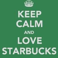 Photo taken at Starbucks by Tracy V. on 4/4/2013