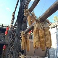 Photo taken at Baisha Holiday Resort LiJiang by Nisakorn K. on 4/13/2014