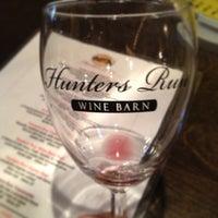 Photo taken at Hunter's Run Wine Barn by Kallen C. on 2/16/2013