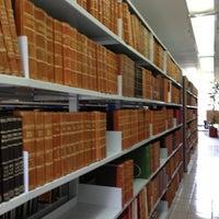 Photo taken at Biblioteca iimas by Noica L. on 4/22/2013