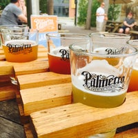 Photo taken at Palmetto Brewing Company by Ericu D. on 11/25/2016