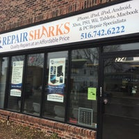 Photo taken at Repair Sharks by John A. on 3/23/2014