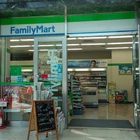 Photo taken at FamilyMart by Strawberry on 7/7/2013