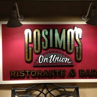 Photo taken at Cosimo's by Cesar P. on 2/7/2013