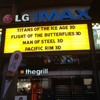 Photo taken at LG IMAX Theatre by Michael O. on 7/24/2013