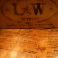 Photo taken at Love & War in Texas by TK P. on 12/1/2012