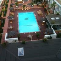 Photo taken at El Tropicano Hotel by TK P. on 11/25/2012