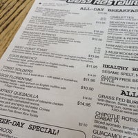 Photo taken at Easy Restaurant by Tara H. on 1/4/2014