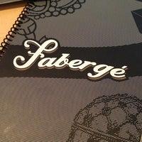 11/10/2012 tarihinde Tara H.ziyaretçi tarafından Fabergé'de çekilen fotoğraf