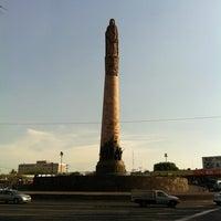 Foto tomada en Glorieta Monumento a Los Niños Héroes por Juan Carlos el 3/20/2013