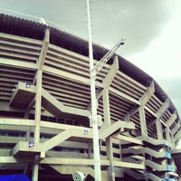 Photo taken at Estadio Jalisco by Juan Carlos on 6/26/2013