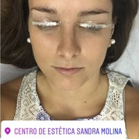 Photo taken at Sandra Molina Estetica Integral by Cami C. on 4/12/2017