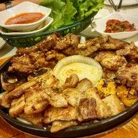 Photo taken at Hanwoori Korean Restaurant by alvin-can t. on 10/23/2016