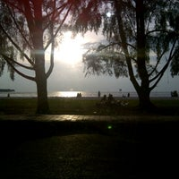 Photo taken at Bagan Lalang Beach by nysalle on 12/30/2012