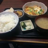 Photo taken at 味処 はつくら by ぬ~ on 1/15/2014