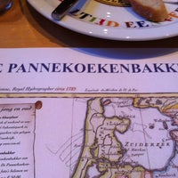 Photo taken at De Pannekoekenbakker by Christel V. on 10/21/2012