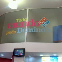 Photo taken at Domino's Pizza by Emy S. on 11/7/2012