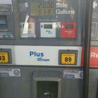 Photo taken at Chevron by Toño on 11/5/2012