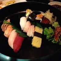 Photo taken at Fuki Sushi by Stephen T. on 3/18/2013