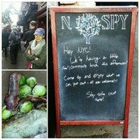 10/30/2012 tarihinde Christina Y.ziyaretçi tarafından Northern Spy Food Co.'de çekilen fotoğraf