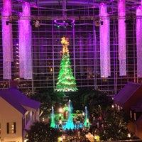 Das Foto wurde bei Gaylord National Resort & Convention Center von Wahid M. am 12/26/2012 aufgenommen