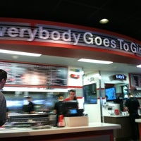 Photo taken at Gino's Burgers & Chicken by Gary W. on 10/19/2012