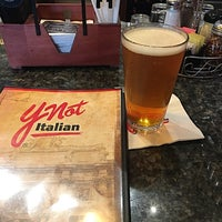Photo taken at Ynot Italian by Brian W. on 8/3/2016
