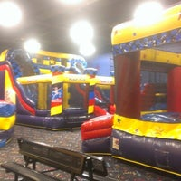 Photo taken at Pump It Up by George R. on 1/27/2013