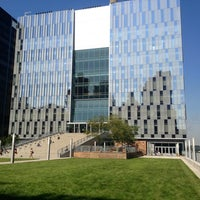 Photo taken at John Jay College - New Building by Jonathan M. on 7/17/2013