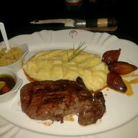 Photo taken at Porcini Trattoria by Everson P. on 11/3/2012