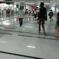 Photo taken at Potong Pasir MRT Station (NE10) by Helio C. on 9/6/2016