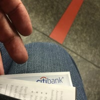 Photo taken at Citibank by Helio C. on 9/6/2016