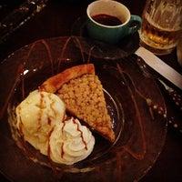Photo taken at Khaki Cafe Bar by Liviu B. on 12/21/2012