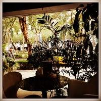 Photo taken at Khaki Cafe Bar by Liviu B. on 12/15/2012
