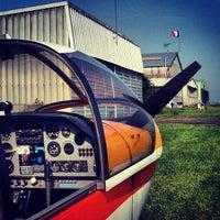 Photo taken at Aérodrome de Chavenay Villepreux by Liviu B. on 7/6/2013