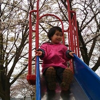 Photo taken at におどり公園 by 白クマ on 3/24/2013