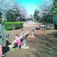 Photo taken at におどり公園 by 白クマ on 4/7/2014