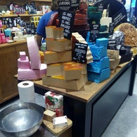 Photo taken at LUSH by David B. on 11/14/2015