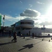 Photo taken at Real Club Náutico de San Sebastián by David B. on 1/16/2016