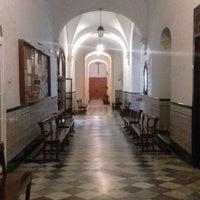 Photo taken at Parroquia de Ntra. Sra. del Carmen y Santa Teresa by David B. on 12/23/2017