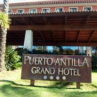 Photo taken at Puerto Antilla Grand Hotel by David B. on 5/1/2016