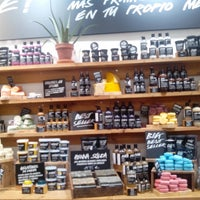 Photo taken at LUSH by David B. on 7/5/2016