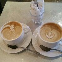 Photo taken at Nolita Mart & Espresso Bar by Miss Z. on 11/25/2014