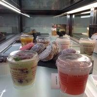 Photo taken at Iris Tea & Bakery by Vici V. on 6/28/2013
