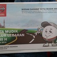 Photo taken at Nissan Madiun by Johan Tan on 7/15/2014