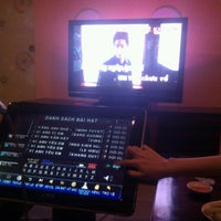 Photo taken at Karaoke Nice by Vy C. on 12/22/2012