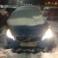 Снимок сделан в Автостоянка за 190 руб пользователем 🏁 Mikka . 1/26/2013