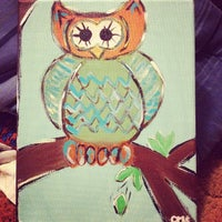 Photo taken at Artsy Stuff By Chelsea by Chelsea S. on 10/15/2013