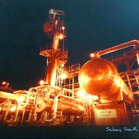 Photo taken at Conocophillips Indonesia, Ltd. - Suban Gas Plant by budi i. on 8/12/2013